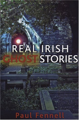 Real Irish Ghost Stories Cover