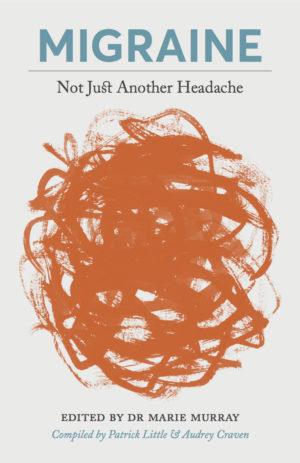 Migraine book cover