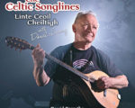 The Celtic Songlines Book Cover: Lunny Playing Guitar