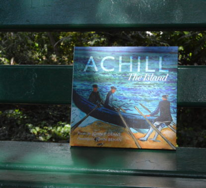 Achill: The Island book cover
