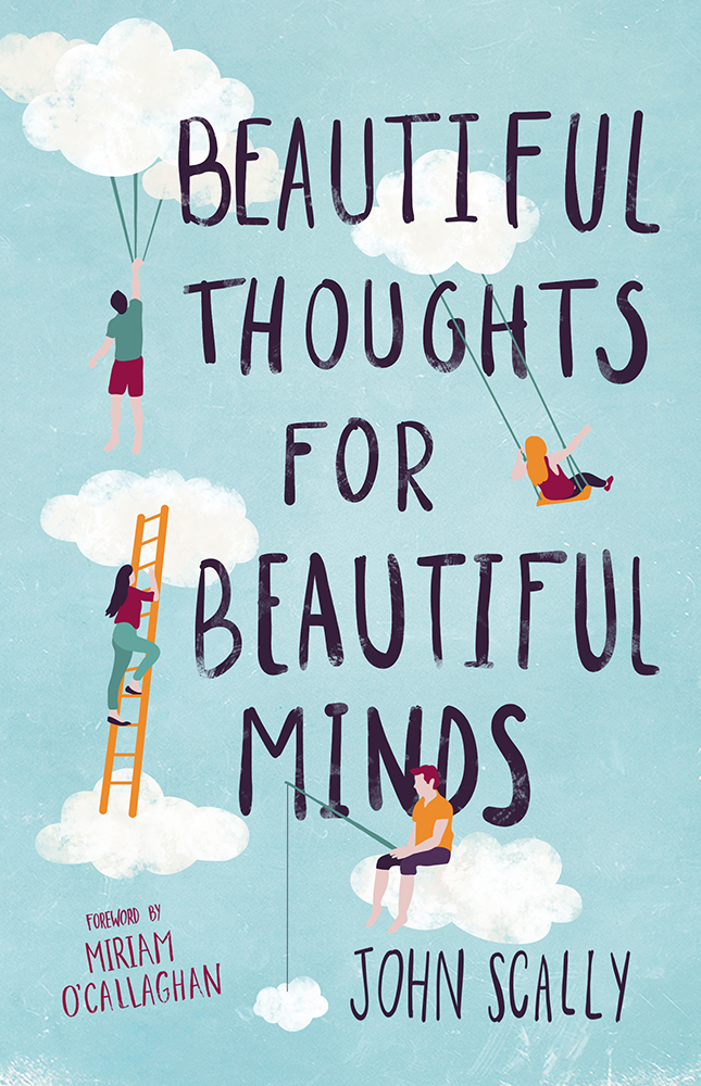 cover of beautiful thoughts for beautiful minds
