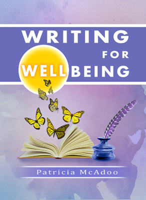 Cover of writing for wellbeing