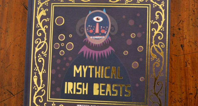 Mythical Irish Beasts Book Cover