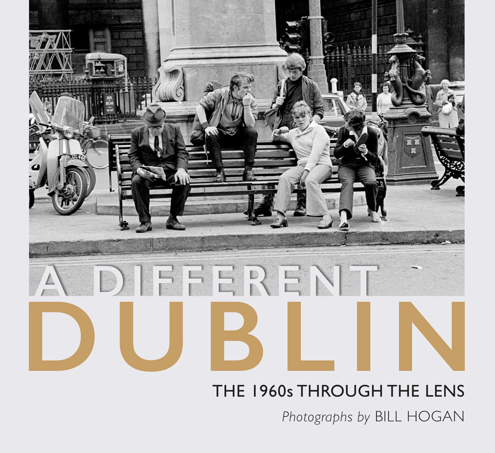 A Different Dublin Cover