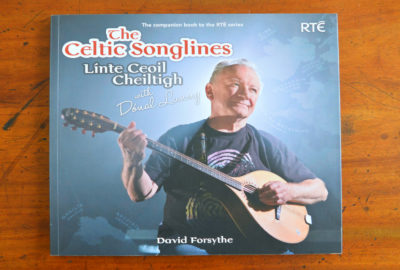 Book cover of The Celtic Songlines, David Forsythe