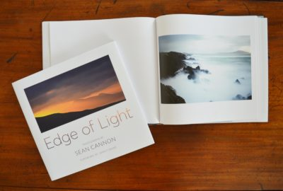 edge of light cover and open