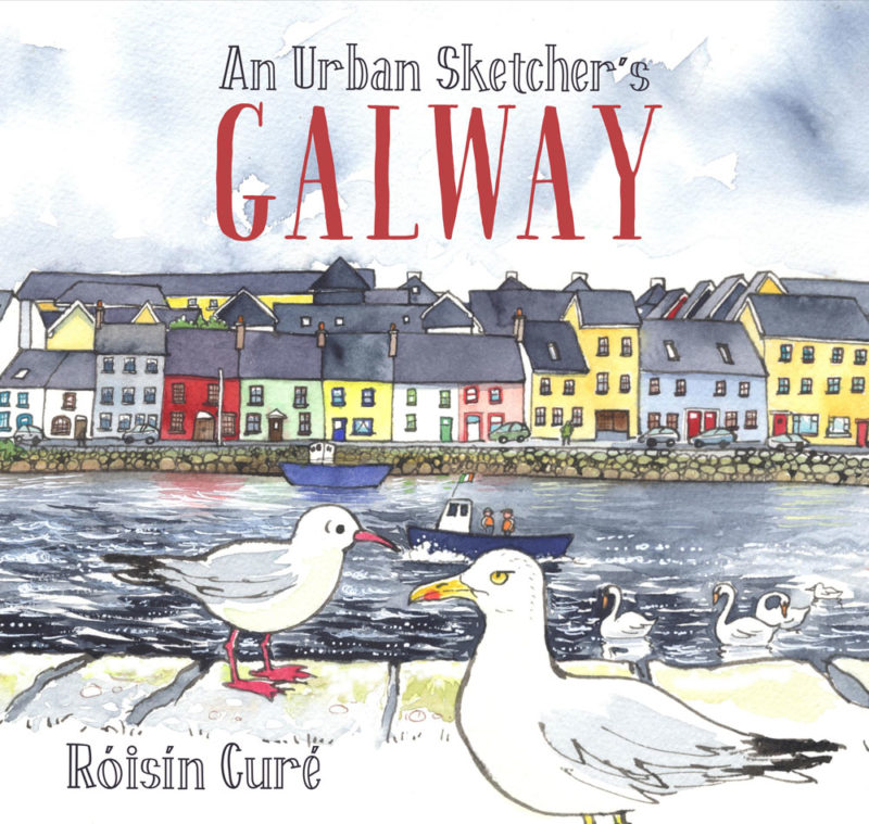 an-urban-sketcher-galway-cover
