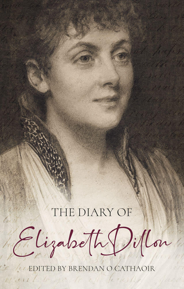Elizabeth Dillon Diary Book Cover